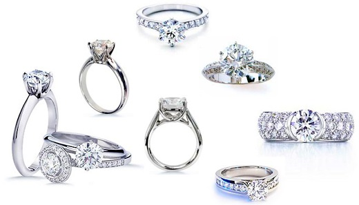 diamond ring engagement trends